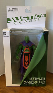 2013 DC Collectibles New 52 Justice League MARTIAN MANHUNTER Action Figure NEW