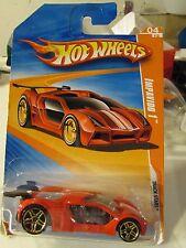 Hot Wheels Impavido 1 Track Stars Red