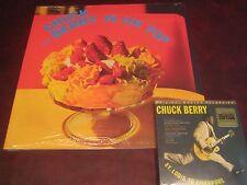 CHUCK BERRY MFSL 24 KARAT GOLD AUDIOPHILE CD+ 180 GRAM LIMITED EDITION VINYL SET