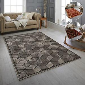 Luxury Geometric Modern Rugs Extra Large Floor Mat Traditional Area Rug Carpet