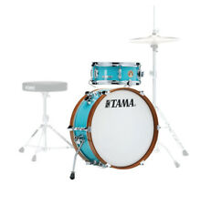 TAMA Ljk28s-aqb Compact Club Jam Shell Pack Aqua Blue