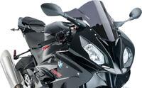 PUIG Racing SCREEN (DARK SMOKE) Fits: BMW S1000RR,S1000RR HP4 7564F 30-1156