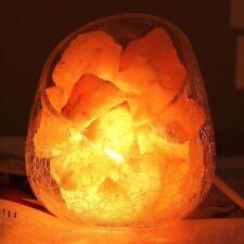 Block Stones For Salt Light Lamp Decoration Crafts Home Decor For Night Light