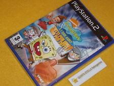 SPONGEBOB E I SUOI AMICI TUTTI PER UNO UNO PER TUTTI PS2 PLAYSTATION 2 NUOVO ITA