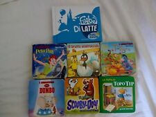 Lotto libri bambino
