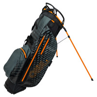 OUUL AQUA 100% Waterproof Trendy Stand Bag in Black/Orange Brand New *Sale*