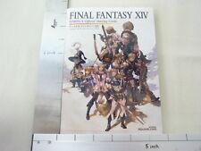FINAL FANTASY XIV 14 Eorzea Official Starting Guide FFXIV Book SE85*