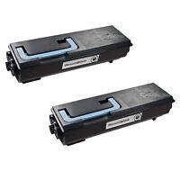 Compatible 2 Black TK-582K TK582 Laser Toner for Kyocera Mita FS-C5150DN P6021cd