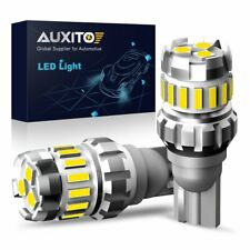 2X AUXITO Canbus LED Bulbs Car Backup Reverse Light 912 921 T15 W16W Lamps White
