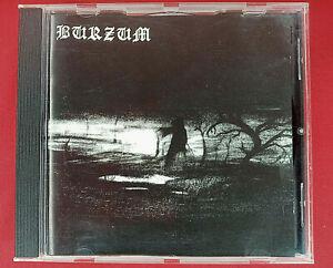 "BURZZUM "" SAME 1992 "" CD"