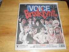 The Village Voice Brookyn On Film Justin Reed Cover, Walter Hill, P Dexter 2011
