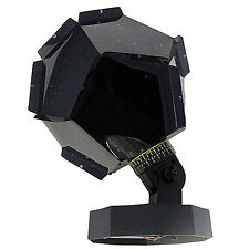 Astro Star Sky Laser Cosmos DIY Star Night Light Lamp Projector Galaxy Black F6