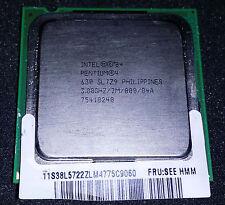 Intel Pentium 4 CPU SL7Z9 3.00GHz/2M/800/04A