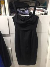 Zara Party/Cocktail Machine Washable Regular Size Dresses for Women