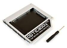 "Opticaddy SATA-3 HDD/SSD Caddy pour Apple Unibody Macbook Pro 13"" 15"" 17"""