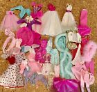 Lot+Doll+Clothes+BARBIE+1980s+Ice+Capades+Crystal+Pink+%26+Pretty+Magic+Moves+