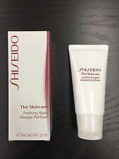 Shiseido The Skincare Purifying Mask 3.2 oz brand new in box