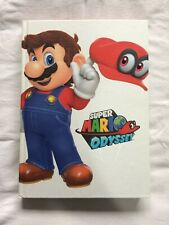 Super Mario Odyssey Hardcover Collector's Edition Strategy Guide by Prima Games