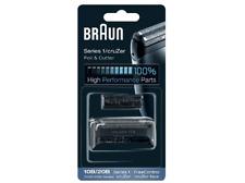 Recambio para afeitadora - Braun 10B/20B, Compatible con Series 1