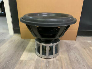 """Jones Subwoofer Solutions Neo 18"""" D2 Subwoofer w/4"""" 8 Layer Coil"""
