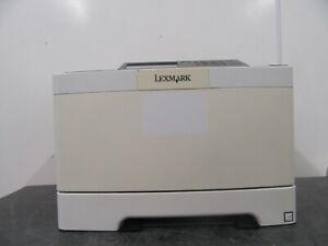 Lexmark C2132 A4 Colour Printer Very Low Count Under 10K Toner UpTo 90% WARRANTY