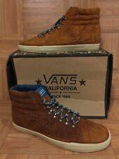 RARE🔥 VANS Sk8-Hi CA Reissue California Hiker Artisan Inca Gold Sz 12 SICK!