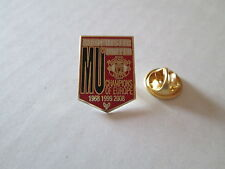 a9 MANCH UTD FC cm.2,5 club spilla football calcio pins inghilterra england