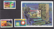 Grenada  1978 UN set + mini sheet MNH