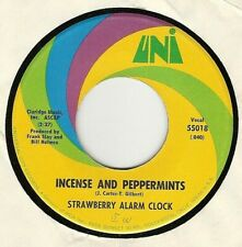 45RPM, STRAWBERRY ALARM CLOCK ' INCENSE & PEPPERMINTS ' EXC ' * PSYCH ROCK