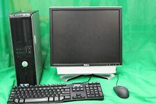 Dell OptiPlex 380 (Windows 7 Pro) PC with Monitor