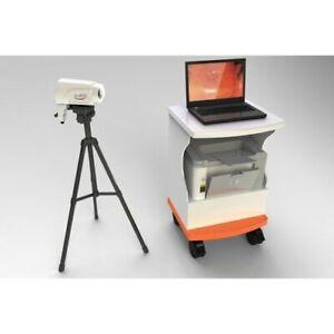 Digital Video Colposcope Optik Model Camera Gynecologist Information Medical Ad