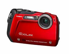 Casio EXILIM EX-G1 Roja Waterproof 3m
