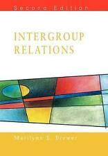 Intergroup Relations (UK Higher Education OUP Psychology), Acceptable, Brewer, M