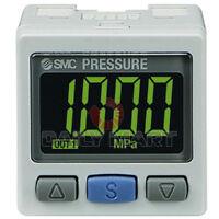 SMC NEW ISE30A-01-P PLC High Precision Digital Pressure Switch PNP