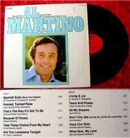 LP Al Martino
