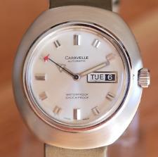 Bulova Caravelle Swisss Vintage Watch Automatic