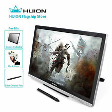 Huion GT-220 V2 Silver Graphics Drawing Tablet 21.5 Inch IPS Pen Display Monitor