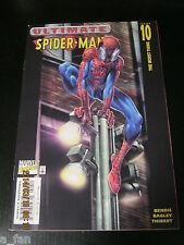 Ultimate Spider-Man # 10 August 2001 Marvel Brian Michael Bendis Mark Bagley   1