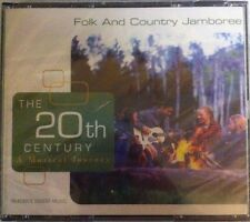 Reader's Digest - Folk and Country Jamboree - 3 Discs, 68 Songs, New