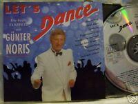 Günter Noris- Let´s Dance- Die heiße Tanzfete  WIE NEU