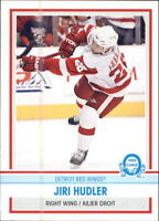 2009-10 (RED WINGS) O-Pee-Chee Retro #64 Jiri Hudler