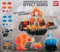 BANDAI GASHAPON COLLECTION EFFECT SERIES Set of 4 Capsule toy GIFT