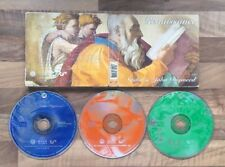 RENAISSANCE The Mix Collection SASHA & JOHN DIGWEED x 3 CD ORIGINAL 1994 RELEASE