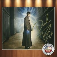 David Tennant Autographed Signed 8x10 Photo (Doctor Who) REPRINT