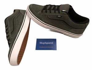 Vans (Bearcat) Suede Skate Shoes Charcoal Grey Men's Size 11 New Discontinued ⭐️