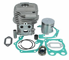 Cylinder Pot Liner & Piston, Gasket Set, Bearing Fits HUSQVARNA K750 / K760 2013