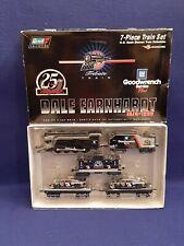 Revell 1999 Dale Earnhardt #3 25th Anniversary 7pc HO Scale Tribute Train Set