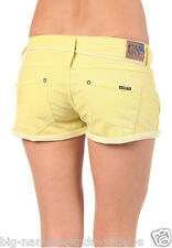 NEW - NWT - RRP $150 - Womens Stunning G-Star Raw  'CRUZ MINI SHORT WMN'  Shorts
