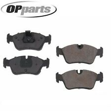 Front BMW E36 E46 318i 318is 318ti 325i Disc Brake Pad OPparts Semi Met D8781OSM