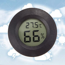 Utile Mini LCD Digitale Termometro Igrometro Umidità Temperatura Metri Au